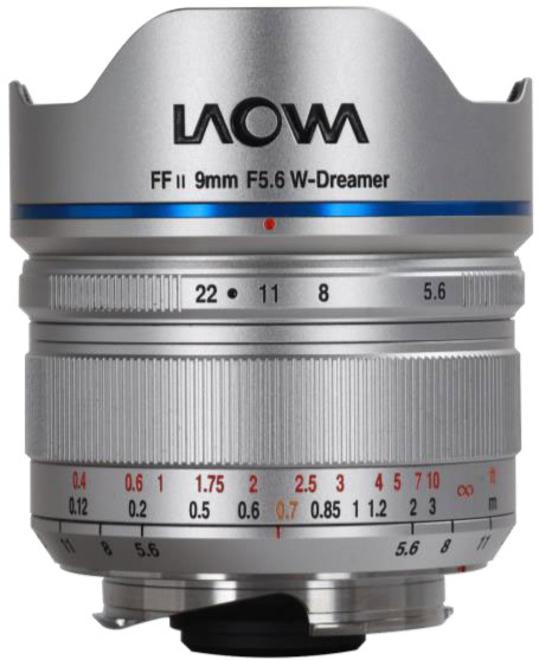 LAOWA 9/5.6 FF RL LEICA M ARGENT