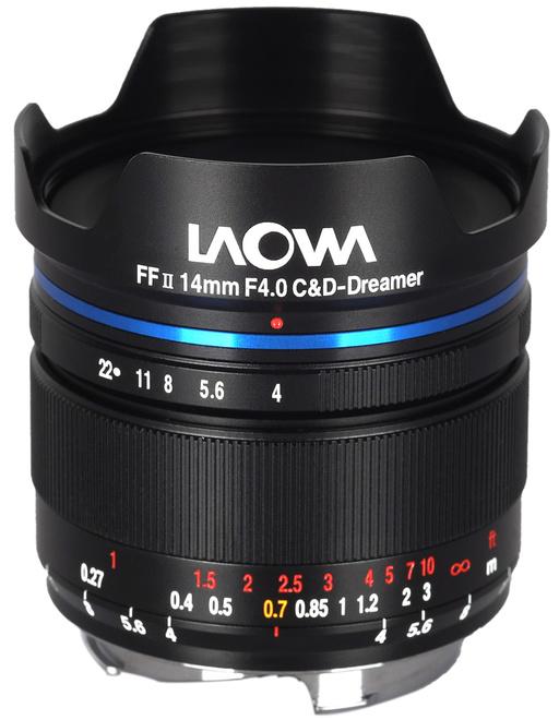 LAOWA 14/4 FF RL Zero-D Canon RF