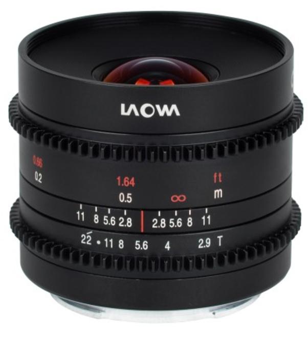 LAOWA 9/2.9 Zero-D Cine Sony E