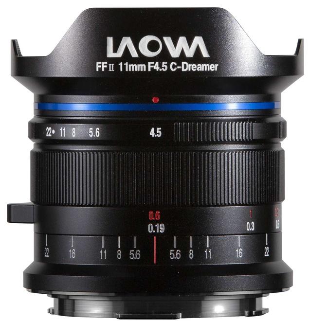 LAOWA 11/4.5 FF RL CANON RF