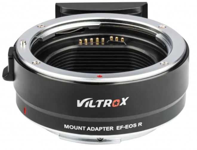 KENKO VILTROX Bague adapt Canon EF/S - EOS R