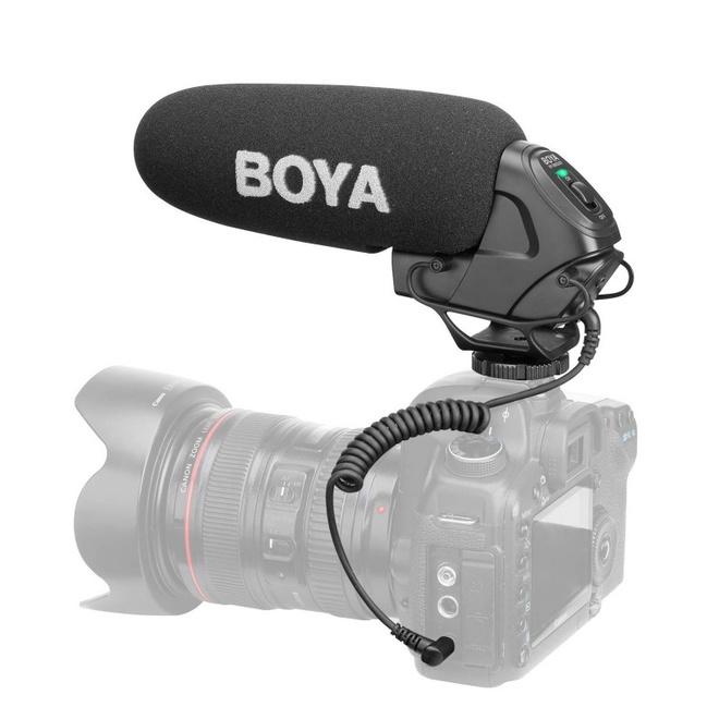 BOYA MICROPHONE CANON A CONDENSATEUR BM3030