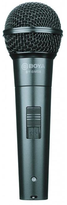 BOYA MICROPHONE MAIN CARDIOIDE BM58