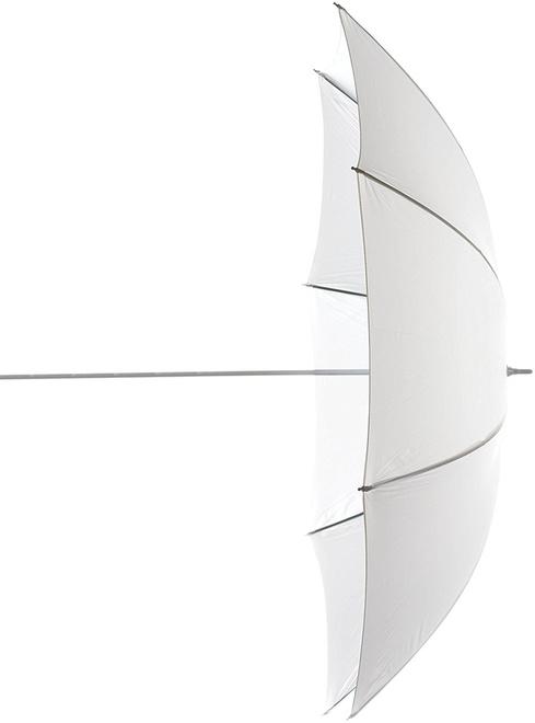 ELINCHROM parapluie shallow translucide 85cm.