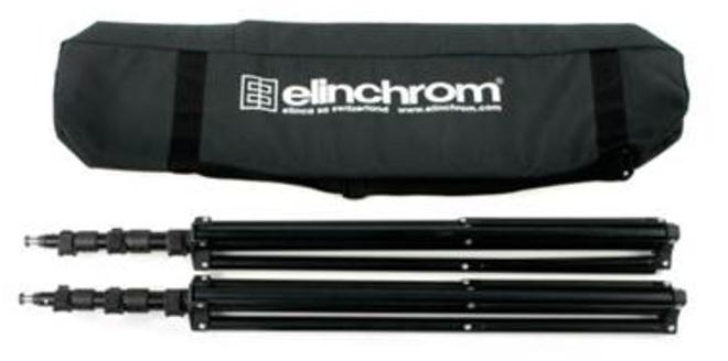 ELINCHROM Trepieds Set 2 (2x30101+1x33230)