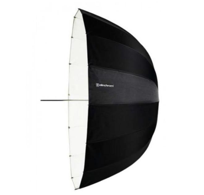 ELINCHROM parapluie deep blanc 105 cm.