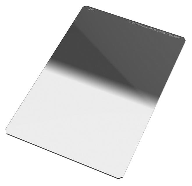 IRIX Filtre Edge Hard GND8 100x150
