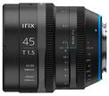 IRIX 45/1.5 metric cine sony e