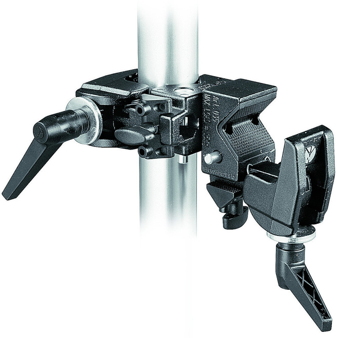 MANFROTTO double super clamp 038.