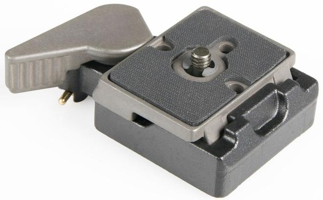 MANFROTTO adaptateur plateau rapide p/200pl 323.
