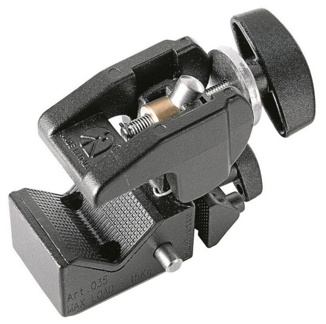 MANFROTTO Pince Super Clamp verrouillage rapide