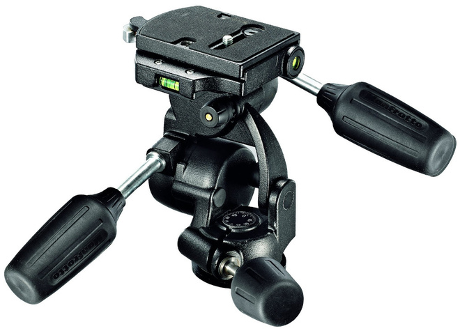 MANFROTTO rotule 3d standard 808rc4.
