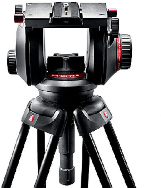 MANFROTTO rotule video pro 509hd.