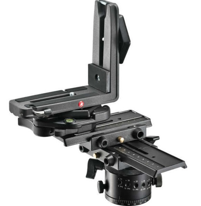 MANFROTTO Rotule panoramique MH057 A5 longue.