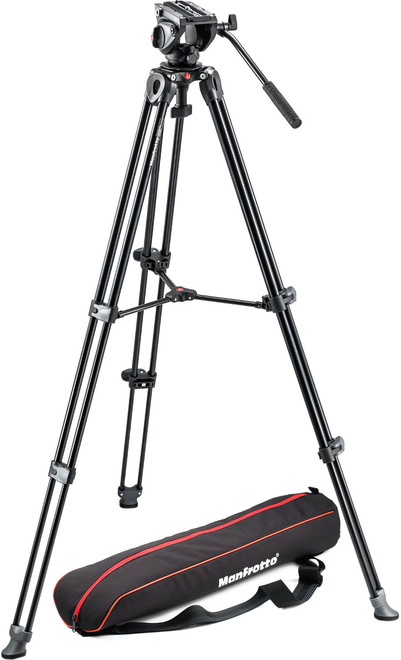 MANFROTTO TREPIED MVK500AM + ROTULE BALL 60