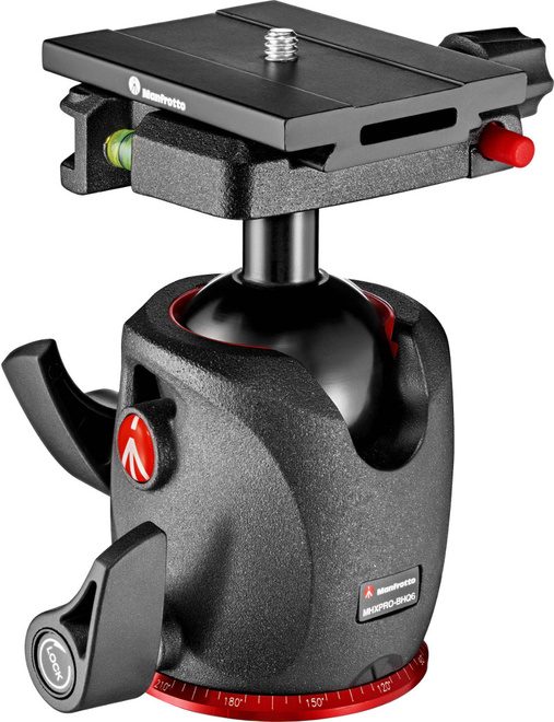 MANFROTTO Rotule ball Magnesium ARCA STYLE