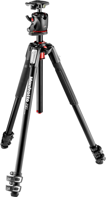 MANFROTTO TREPIED MK190XPRO3-BHQ2 + ROTULE BALL
