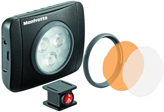 MANFROTTO Torche LED LUMIMUSE 3