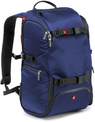 MANFROTTO SAC A DOS TRAVEL BLEU.