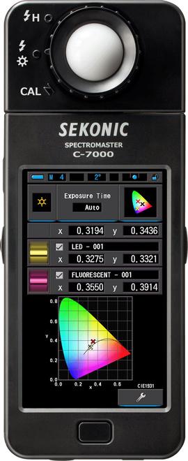 SEKONIC Spectromaster C 7000