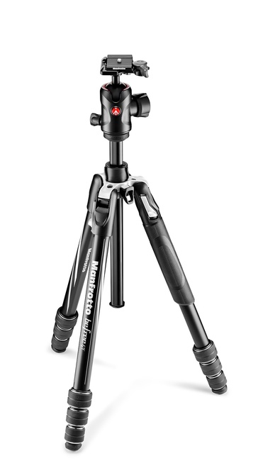 MANFROTTO TREPIED MKBFRTA4GT-BH BEFREE GT NOIR