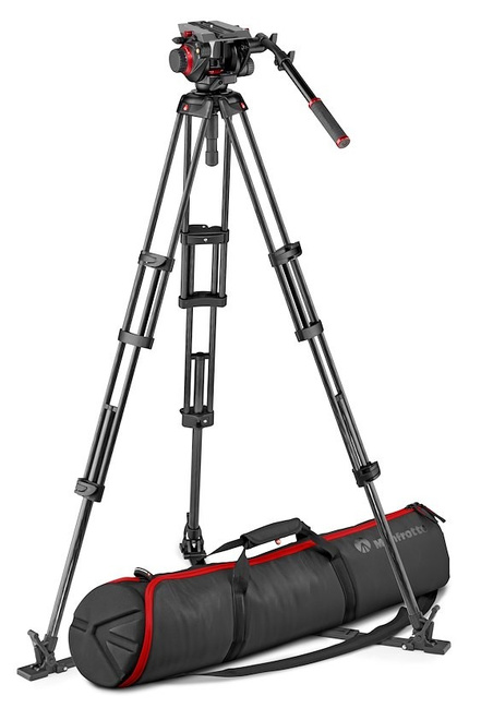 MANFROTTO TREPIED MVK504 TWINGS + ROTULE 504