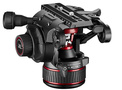 MANFROTTO TREPIED NITROTECH MVK608 ALU TWIN GS