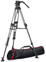 MANFROTTO TREPIED MVK526 TWINFC DOUBLE TUBE 2N1