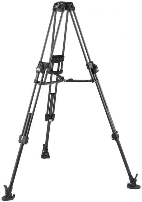 MANFROTTO TREPIED MVTTWINFC 645 RAPIDE DOUBLE TUBE