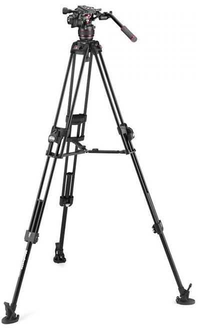 MANFROTTO TREPIED MVK608 TWINFA ALU MS