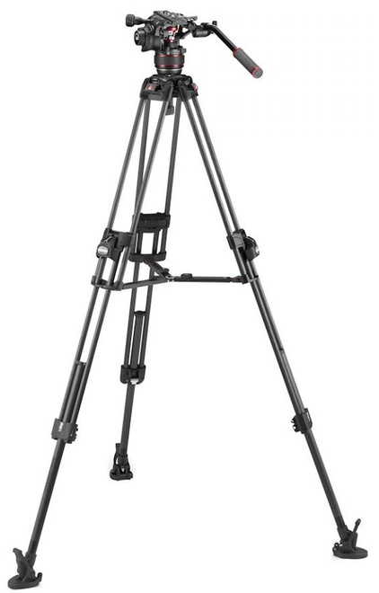 MANFROTTO TREPIED MVK608 TWINFC CF MS