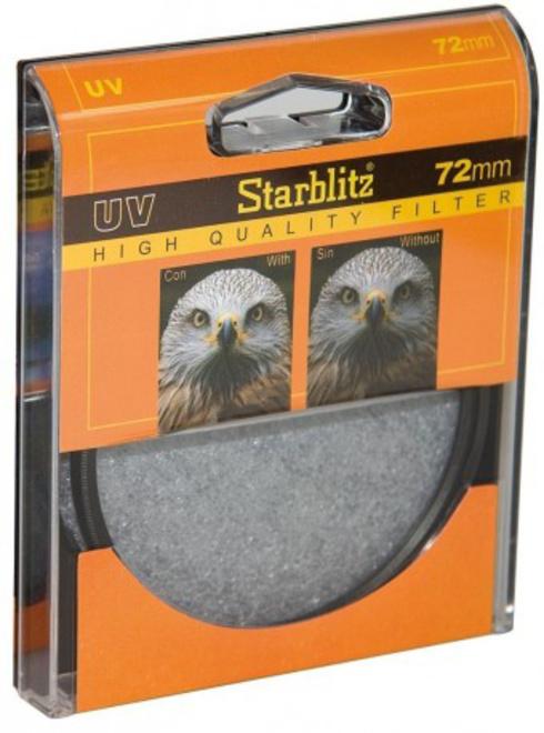 STARBLITZ FILTRE UV 72 MM