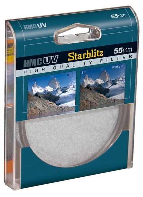 STARBLITZ FILTRE UV HMC 55 MM