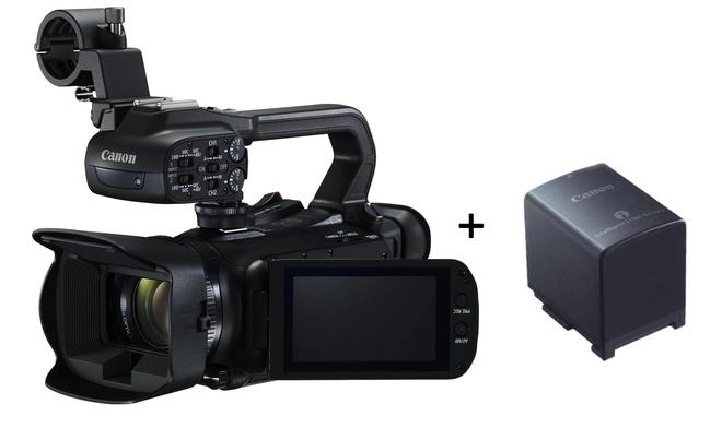CANON CAMESCOPE PRO XA11 FULL HD + POWER KIT