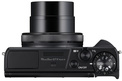CANON POWERSHOT G7X MK III + TREPIED + SD 64GO