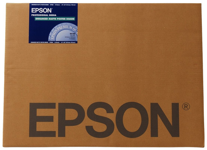 EPSON papier mat poster 850g a3+ 20f.