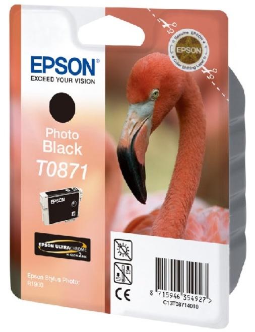 EPSON encre noir photo (r1900).