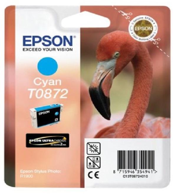EPSON encre cyan (r1900).