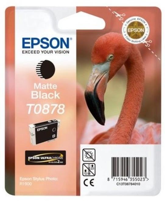 EPSON encre noir mat (r1900).