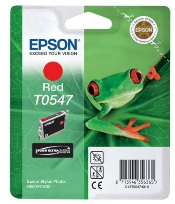 EPSON encre rouge (sp/ r800/ r1800).