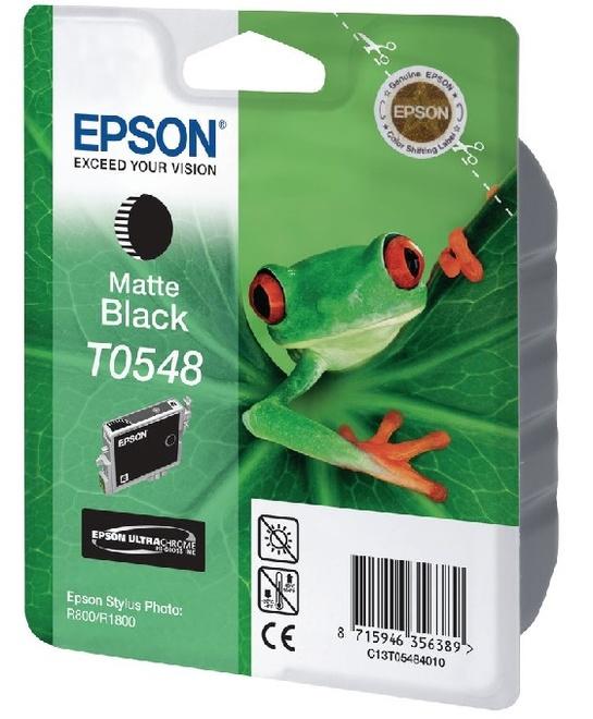 EPSON encre noir mat (r800/ r1800).