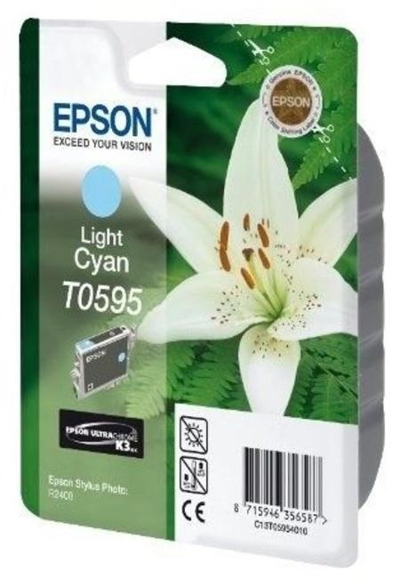 EPSON encre cyan clair (sp/ r2400).