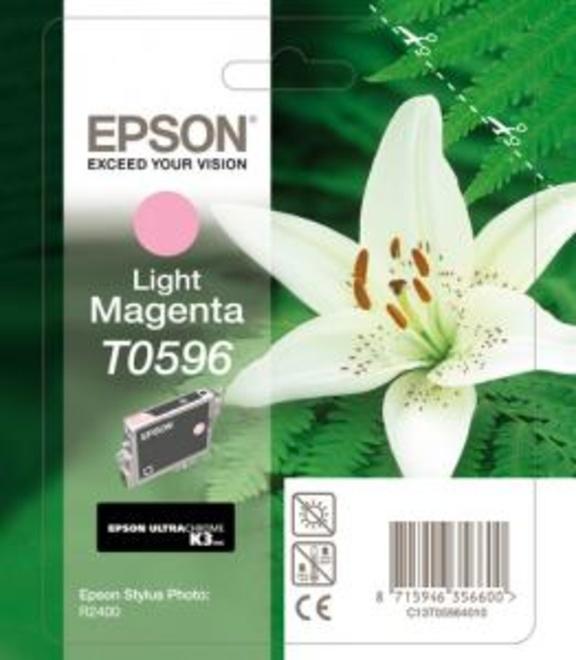 EPSON encre magenta clair sp r2400.