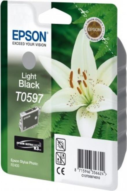 EPSON encre gris (sp/ r2400).