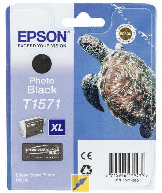 EPSON encre noir (r3000).