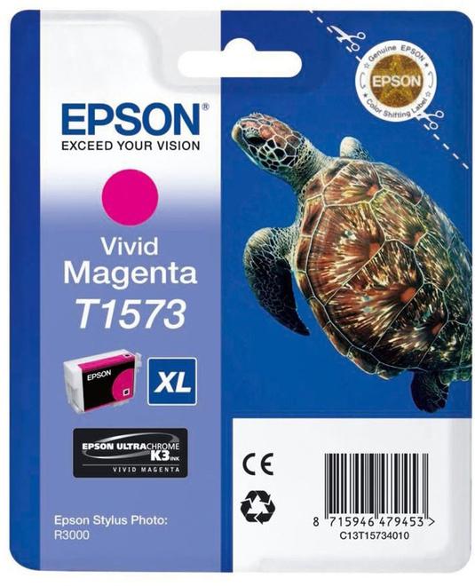 EPSON encre magenta vivid (r3000).