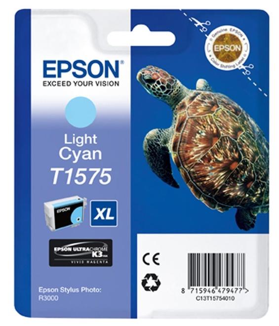 EPSON encre cyan clair (r3000).