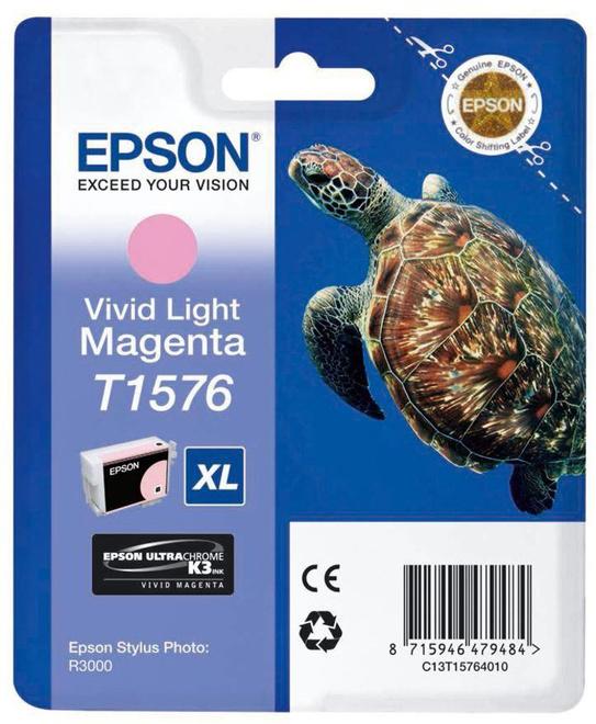 EPSON encre magenta clair vivid (r3000).