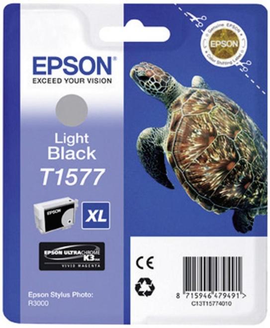 EPSON encre gris (r3000).