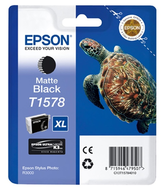 EPSON encre noir mat (r3000).)